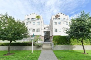"""Main Photo: 107 2357 WHYTE Avenue in Port Coquitlam: Central Pt Coquitlam Condo for sale in """"RIVERSIDE PLACE"""" : MLS®# R2620635"""