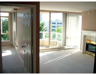 "Photo 3: 505 4657 HAZEL Street in Burnaby: Forest Glen BS Condo for sale in ""THE LEXINGTON"" (Burnaby South)  : MLS®# V657971"