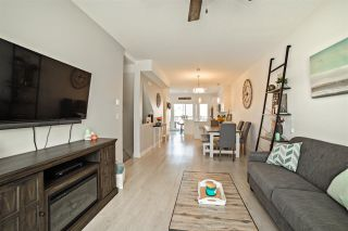 """Photo 3: 202 32789 BURTON Avenue in Mission: Mission BC Townhouse for sale in """"SILVER CREEK TOWNHOMES"""" : MLS®# R2261598"""