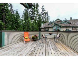 """Photo 13: 17 65 FOXWOOD Drive in Port Moody: Heritage Mountain Townhouse for sale in """"FOREST HILL"""" : MLS®# V1125839"""