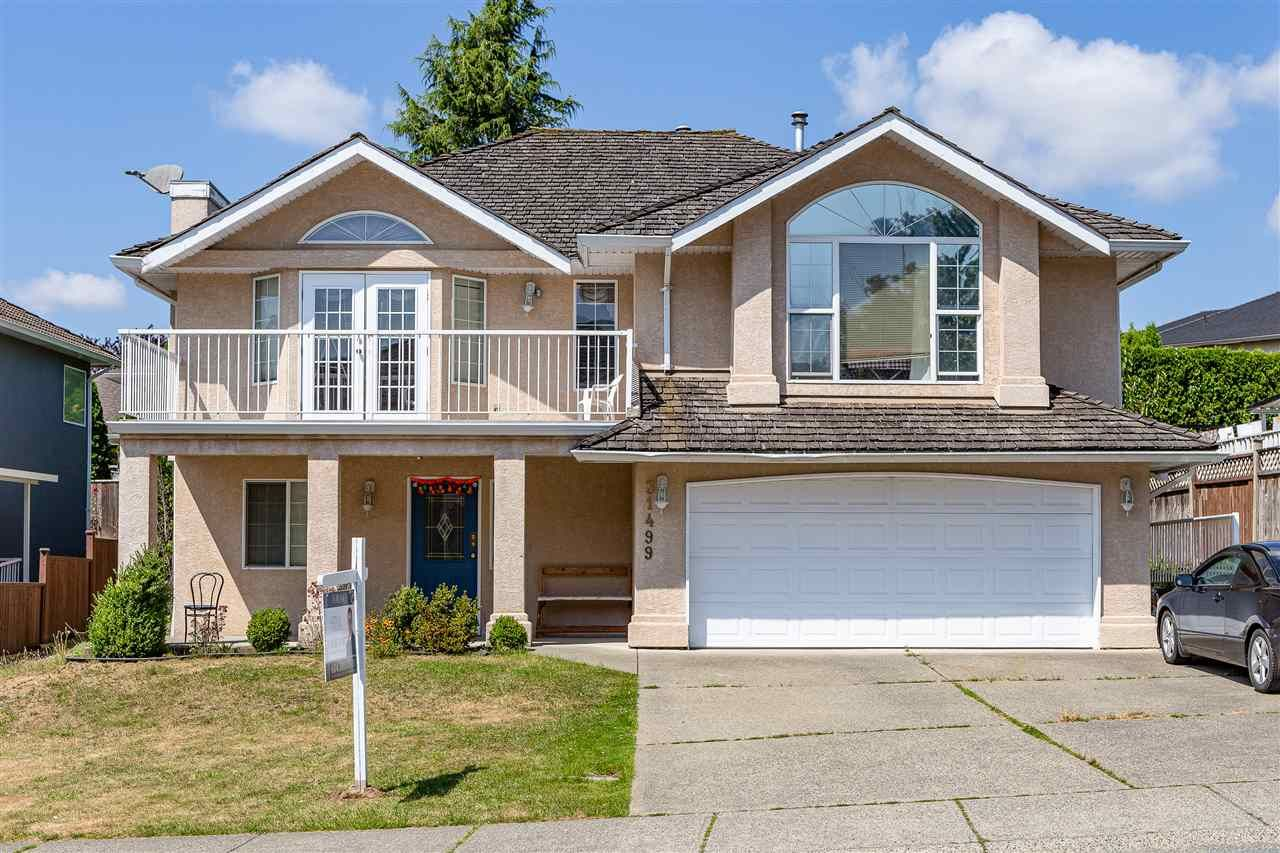 Main Photo: 31499 SOUTHERN Drive in Abbotsford: Abbotsford West House for sale : MLS®# R2485435