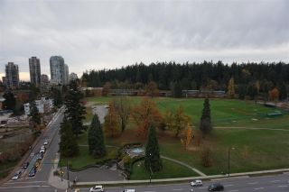 """Photo 1: 1604 5652 PATTERSON Avenue in Burnaby: Central Park BS Condo for sale in """"CENTRAL PARK PLACE"""" (Burnaby South)  : MLS®# R2121297"""