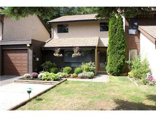 """Photo 1: 7105 CAMANO Street in Vancouver: Champlain Heights Townhouse for sale in """"SOLAR WEST"""" (Vancouver East)  : MLS®# V907945"""