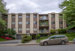 """Photo 1: 220 3921 CARRIGAN Court in Burnaby: Government Road Condo for sale in """"LOUGHEED ESTATES"""" (Burnaby North)  : MLS®# R2173990"""