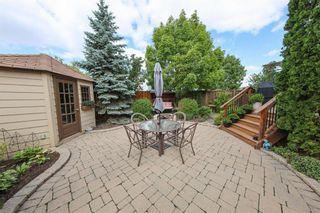 Photo 40: 340 Brunet Promenade in Winnipeg: Niakwa Park Residential for sale (2G)  : MLS®# 202119893