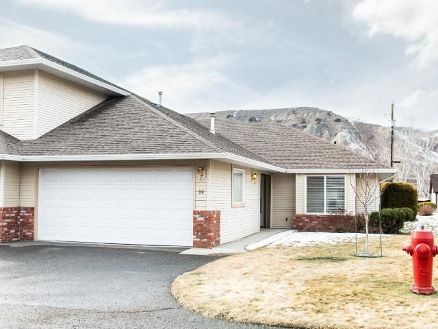 Main Photo: 30 807 RAILWAY Avenue: Ashcroft Townhouse for sale (South West)  : MLS®# 149987