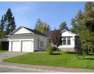 Photo 1: 3245 BELLAMY Road in Prince_George: Mount Alder House for sale (PG City North (Zone 73))  : MLS®# N187086