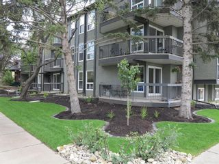 Main Photo: 103 205 5 Avenue NE in Calgary: Crescent Heights Apartment for sale : MLS®# A1119157