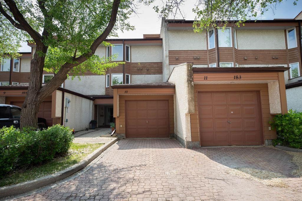 Main Photo: 10 183 Hamilton Avenue in Winnipeg: Heritage Park Condominium for sale (5H)  : MLS®# 202012899