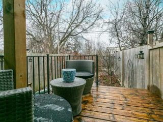 Photo 19: 164 Munro Street in Toronto: South Riverdale House (2-Storey) for sale (Toronto E01)  : MLS®# E4092812