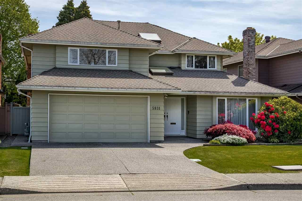 Main Photo: 5831 LAURELWOOD COURT in Richmond: Granville House for sale : MLS®# R2367628