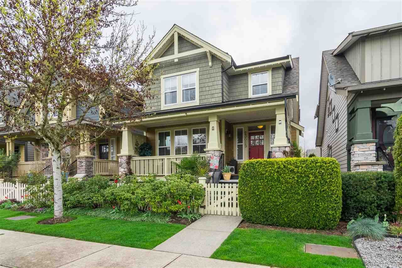 """Main Photo: 23029 JENNY LEWIS Avenue in Langley: Fort Langley House for sale in """"BEDFORD LANDING"""" : MLS®# R2359056"""