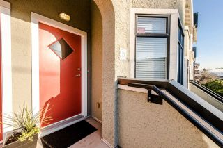 """Photo 1: 13 221 ASH Street in New Westminster: Uptown NW Townhouse for sale in """"PENNY LANE"""" : MLS®# R2018098"""