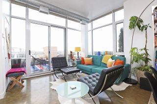 Photo 1: 201 Carlaw Ave Unit #803 in Toronto: South Riverdale Condo for sale (Toronto E01)  : MLS®# E3697756