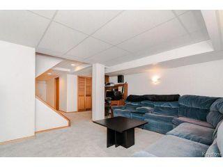 Photo 16: 181 Kildonan Meadow Drive in WINNIPEG: Transcona Residential for sale (North East Winnipeg)  : MLS®# 1412346