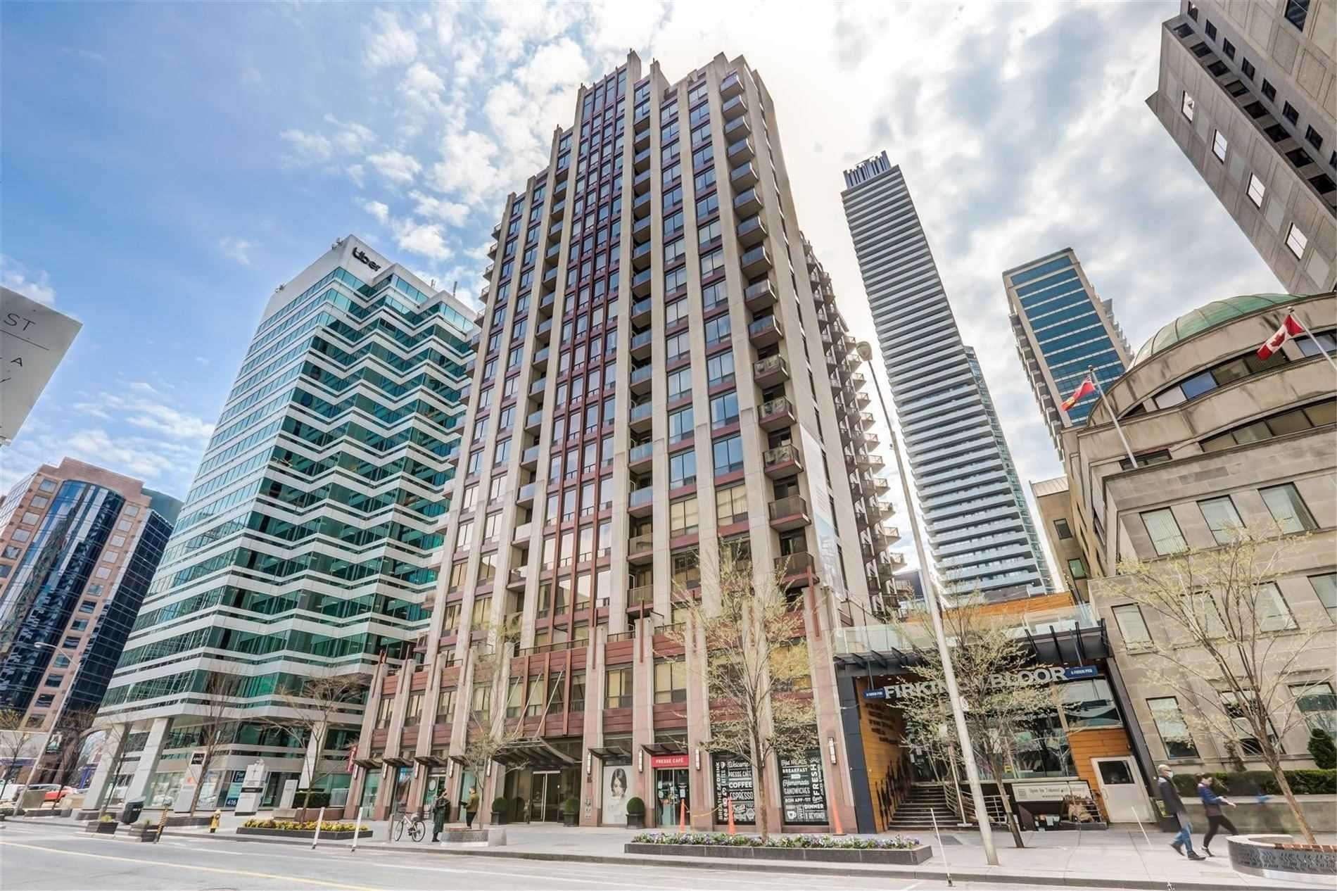 Main Photo: 402 85 E Bloor Street in Toronto: Church-Yonge Corridor Condo for sale (Toronto C08)  : MLS®# C5335553