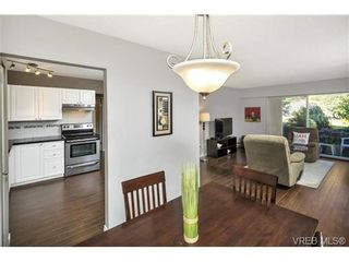 Photo 4: 112 1490 Garnet Rd in VICTORIA: SE Cedar Hill Condo for sale (Saanich East)  : MLS®# 739383