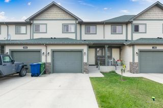 Photo 1: 204 Bayside Point SW: Airdrie Row/Townhouse for sale : MLS®# A1131861