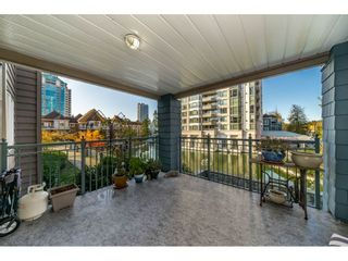"""Photo 17: 213 1200 EASTWOOD Street in Coquitlam: North Coquitlam Condo for sale in """"LAKESIDE TERRACE"""" : MLS®# R2416247"""