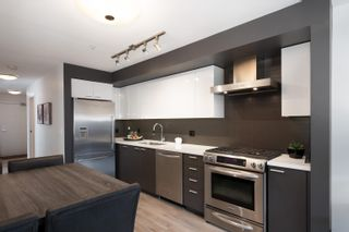 """Photo 2: 217 2888 E 2ND Avenue in Vancouver: Renfrew VE Condo for sale in """"SESAME"""" (Vancouver East)  : MLS®# R2621244"""