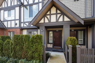 """Photo 4: 45 10388 NO.2 Road in Richmond: Woodwards Townhouse for sale in """"KINGSLEY ESTATE"""" : MLS®# R2527752"""