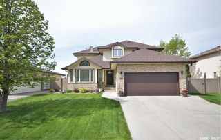 Photo 1: 135 Calypso Drive in Moose Jaw: VLA/Sunningdale Residential for sale : MLS®# SK850031