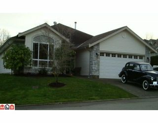 """Photo 1: 39 32250 DOWNES Road in Abbotsford: Abbotsford West House for sale in """"Downes Road Estates"""" : MLS®# F1003418"""