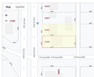 Photo 1: 11005 109 Street in Edmonton: Zone 08 Multi-Family Commercial for sale : MLS®# E4230500