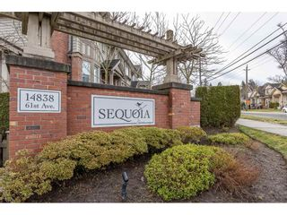 """Photo 27: 46 14838 61 Avenue in Surrey: Sullivan Station Townhouse for sale in """"SEQUOIA"""" : MLS®# R2564891"""