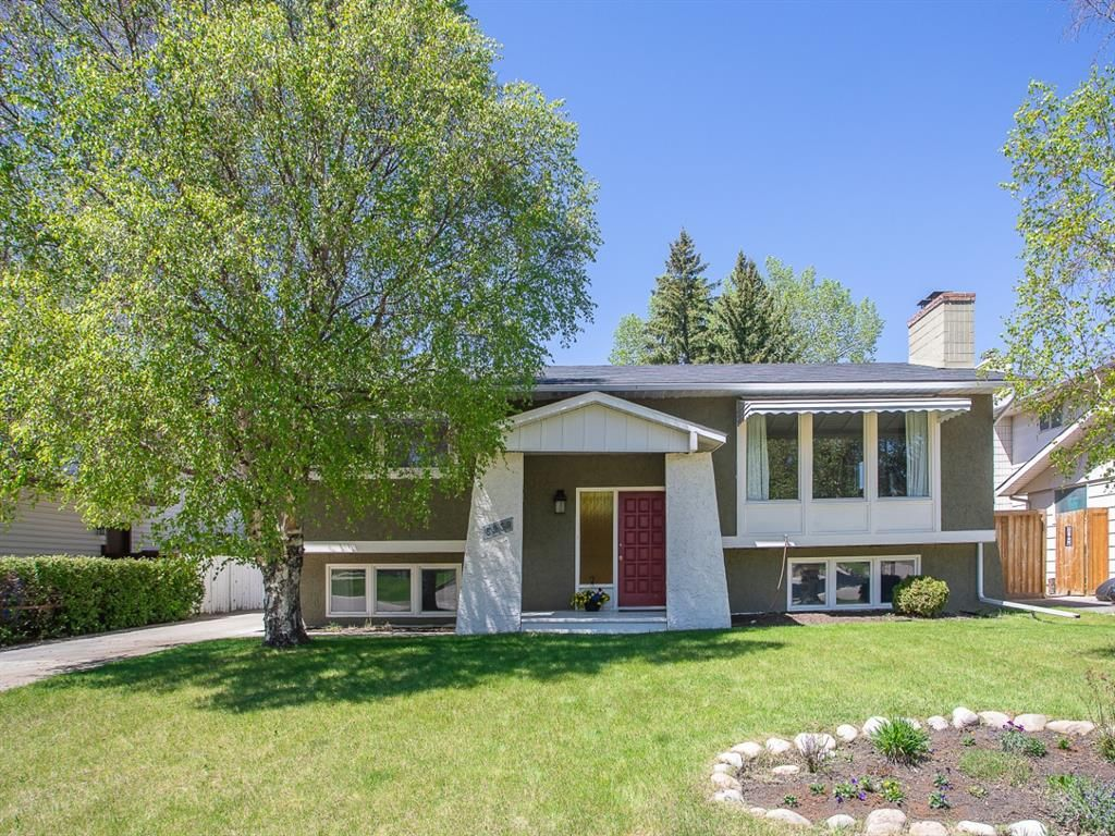 Main Photo: 5939 Dalcastle Drive NW in Calgary: Dalhousie Detached for sale : MLS®# A1114949