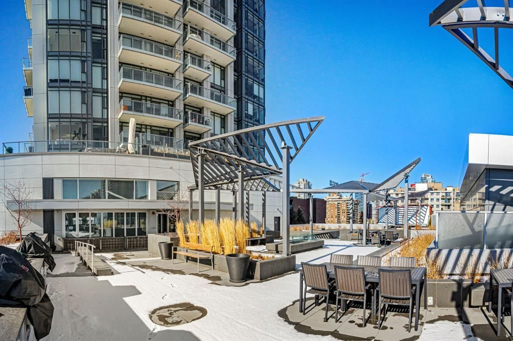 Main Photo: 603 930 16 Avenue SW in Calgary: Beltline Apartment for sale : MLS®# A1118803