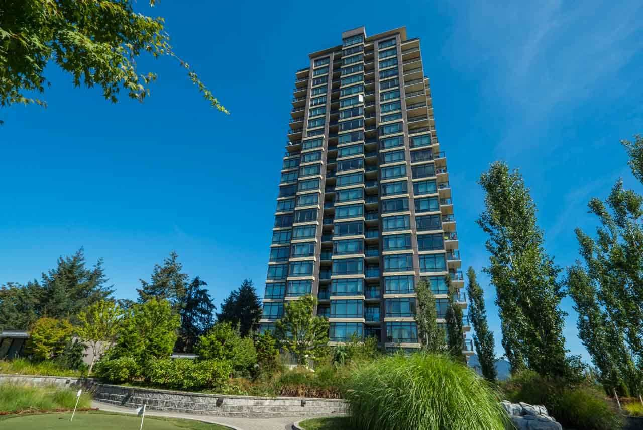 Main Photo: 301 2789 SHAUGHNESSY STREET in : Central Pt Coquitlam Condo for sale : MLS®# R2102549