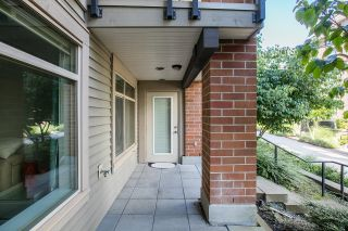 """Photo 3: 113 9299 TOMICKI Avenue in Richmond: West Cambie Condo for sale in """"MERIDIAN GATE"""" : MLS®# R2620047"""