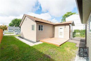 Photo 17: 659 Martin Avenue East in Winnipeg: Residential for sale (3B)  : MLS®# 1822434