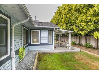 """Photo 33: 28 5550 LANGLEY Bypass in Langley: Langley City Townhouse for sale in """"Riverwynde"""" : MLS®# R2615575"""