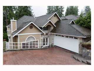 Photo 1: 969 SAUVE Court in North Vancouver: Braemar House for sale : MLS®# V818738