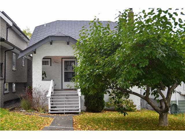 Main Photo: 3449 W 28TH AVENUE in : Dunbar House for sale : MLS®# V1090855