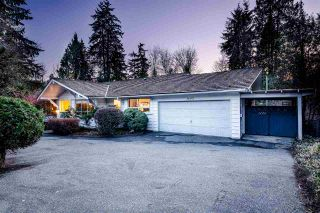 Main Photo: 1645 TAYLOR Way in West Vancouver: British Properties House for sale : MLS®# R2559890