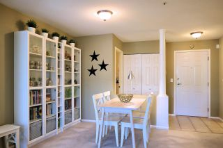 """Photo 6: 204 5556 201A Street in Langley: Langley City Condo for sale in """"Michaud Gardens"""" : MLS®# R2446434"""