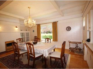 Photo 11: 3890 CYPRESS Street in Vancouver: Shaughnessy House for sale (Vancouver West)  : MLS®# V1070881