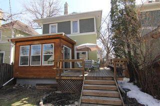 Photo 37: 196 Aubrey Street in Winnipeg: Wolseley Residential for sale (5B)  : MLS®# 202105408