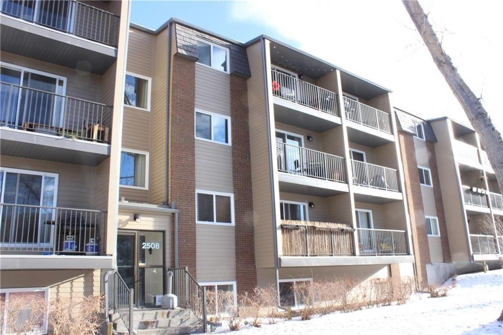 Main Photo: 204 2508 17 Street SW in Calgary: Bankview Apartment for sale : MLS®# C4292348