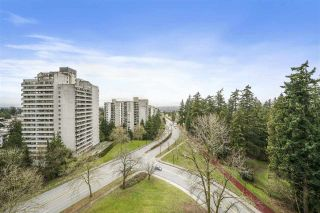 """Photo 6: 1107 4194 MAYWOOD Street in Burnaby: Metrotown Condo for sale in """"PARK AVENUE TOWERS"""" (Burnaby South)  : MLS®# R2541535"""