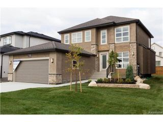 Photo 1: 58 Wainwright Crescent in Winnipeg: River Park South Residential for sale (2F)  : MLS®# 1700628