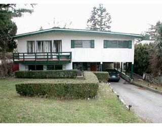 Main Photo: 8180 GILLEY Avenue in Burnaby: South Slope House for sale (Burnaby South)  : MLS®# V769541