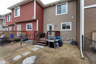 Photo 39: 1078 GAULT Boulevard in Edmonton: Zone 27 Townhouse for sale : MLS®# E4235265