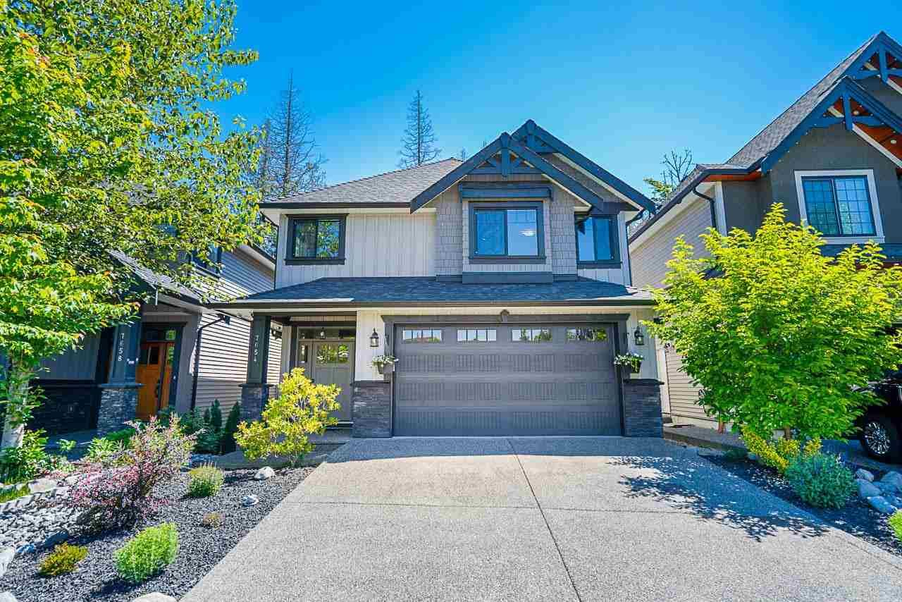 """Main Photo: 7654 211B Street in Langley: Willoughby Heights House for sale in """"Yorkson"""" : MLS®# R2587312"""