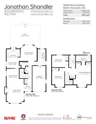 Photo 19: 3445 MANNING Place in North Vancouver: Roche Point House for sale : MLS®# R2161710