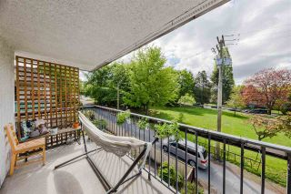 """Photo 1: 307 2320 TRINITY Street in Vancouver: Hastings Condo for sale in """"Trinity Manor"""" (Vancouver East)  : MLS®# R2576789"""