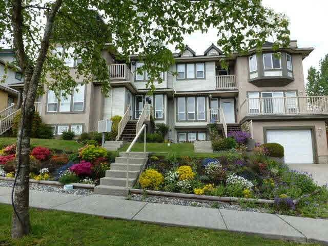 Main Photo: 4 1203 CARTIER Avenue in Coquitlam: Maillardville Townhouse for sale : MLS®# R2013346